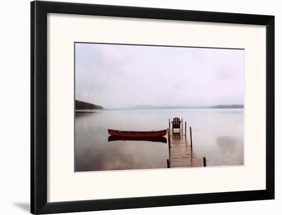 Peace-Orah Moore-Framed Art Print