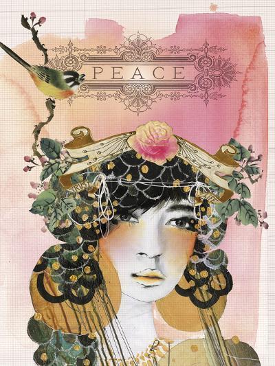 Peace-Anahata Katkin-Giclee Print
