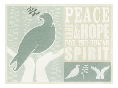 Peace--Giclee Print