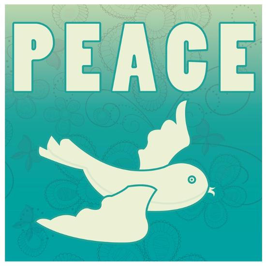 Peace-larJoka-Art Print