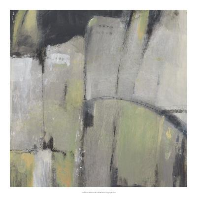 Peaceful Abstract II-Julie Silver-Giclee Print