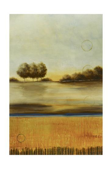 Peaceful Afternoon-Cheryl Martin-Premium Giclee Print