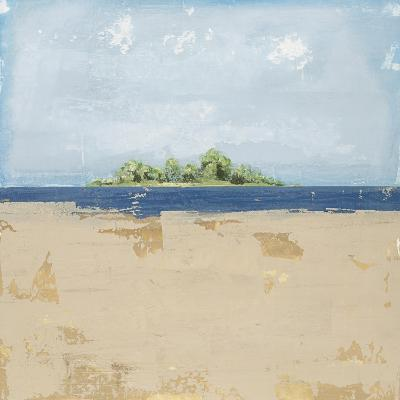 Peaceful Beach 2-David Dauncey-Premium Giclee Print