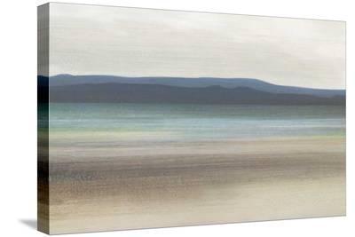 Peaceful Beach-Tandi Venter-Stretched Canvas Print