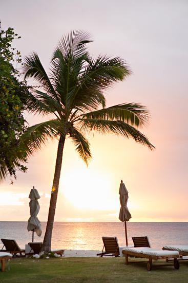 Peaceful Caribbean II-Karyn Millet-Photo