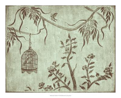 Peaceful Garden III-Nancy Slocum-Giclee Print