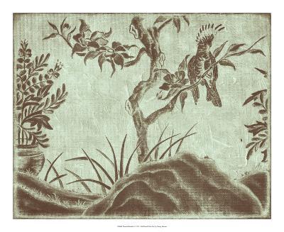 Peaceful Garden V-Nancy Slocum-Giclee Print