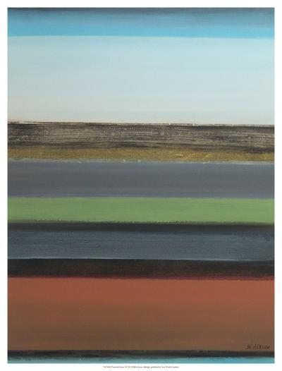 Peaceful Green I-W^ Green-Aldridge-Giclee Print
