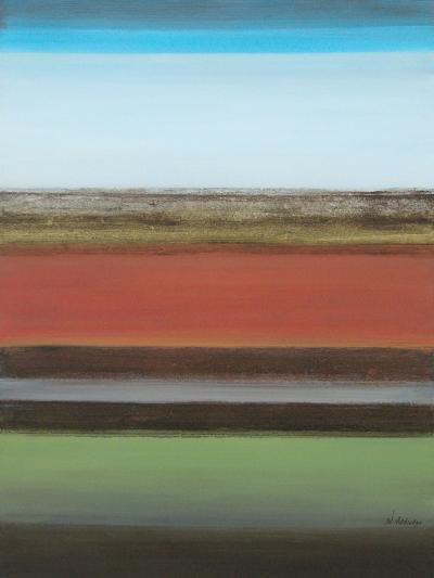 Peaceful Green II-Willie Green-Aldridge-Art Print