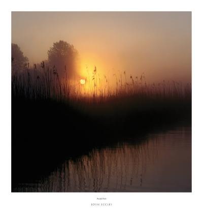 Peaceful Hush-John Eccles-Art Print