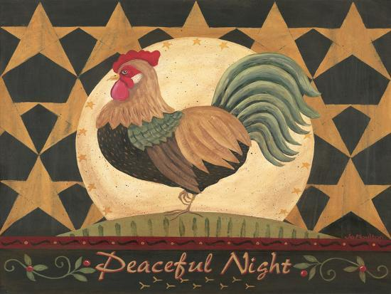 Peaceful Night-Jo Moulton-Art Print
