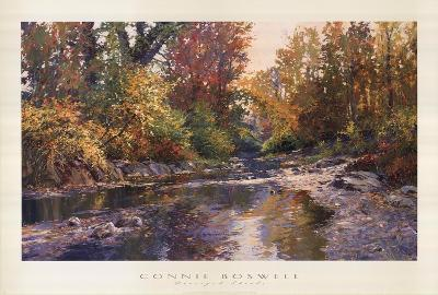 PEACEFUL SHOALS-Connie Boswell-Art Print