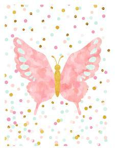Butterfly by Peach & Gold