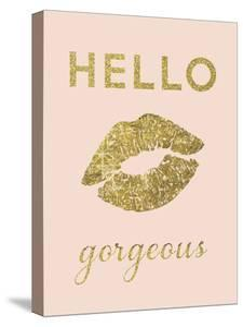 Hello Gorgeous by Peach & Gold