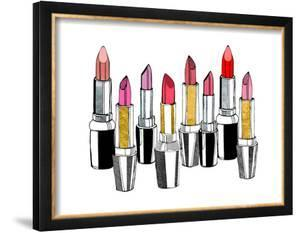 Lipsticks by Peach & Gold