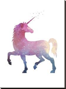 Multi Color Unicorn by Peach & Gold