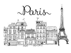 Paris by Peach & Gold