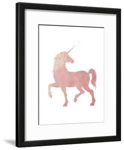 Pink Unicorn by Peach & Gold