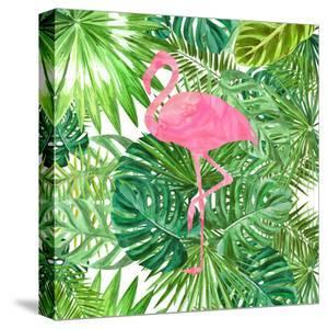 Tropical Flamingo by Peach & Gold