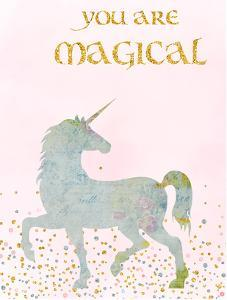 You Are Magical 2 by Peach & Gold