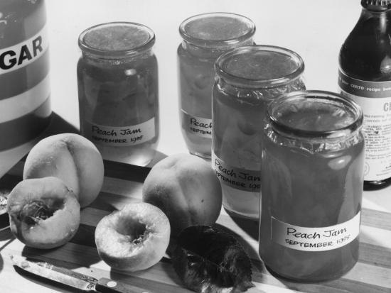 Peach Preserves-Chaloner Woods-Photographic Print