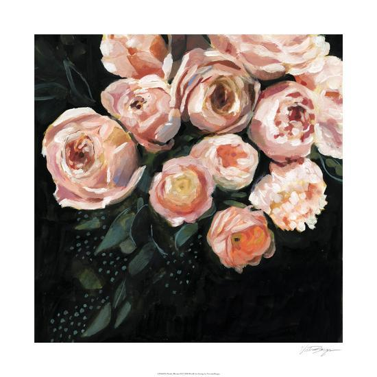Peachy Blooms II-Victoria Borges-Limited Edition