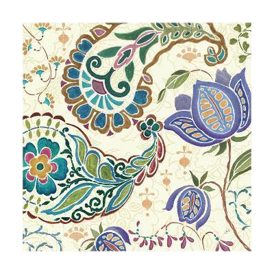 Peacock Fantasy V-Daphne Brissonnet-Art Print