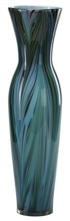 Peacock Feather Vase - Tall