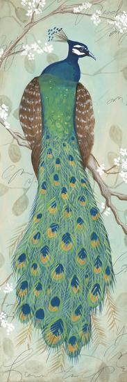 Peacock I-Steve Leal-Art Print