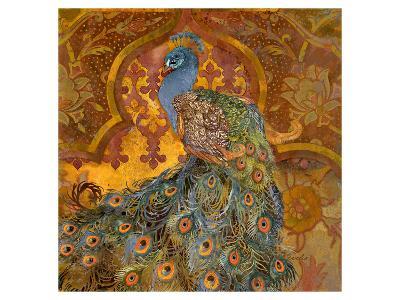 Peacock Pavilion--Art Print