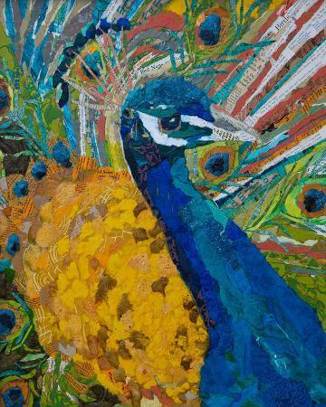 peacock-plumage