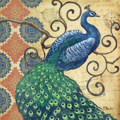 Peacock's Splendor I-Paul Brent-Premium Giclee Print