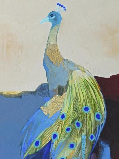 Peacock Transition II-Larry Foregard-Premium Giclee Print