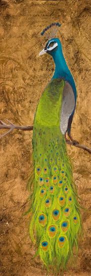 Peacocks I-Josefina-Premium Giclee Print