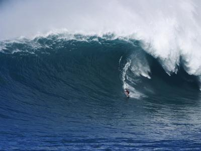 Peahi Maui Hawaii, USA--Photographic Print