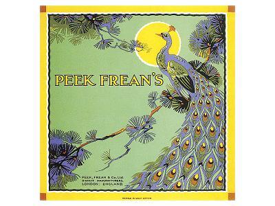 Peak Frean's--Art Print