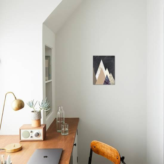 Peaks 2 Art Print Design Fabrikken Art Com