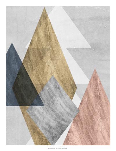 Peaks I-Jennifer Goldberger-Art Print