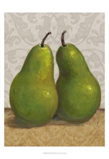 Pear Duo I-Tim OToole-Art Print