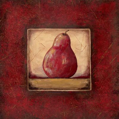 Pear II-Jo Moulton-Art Print