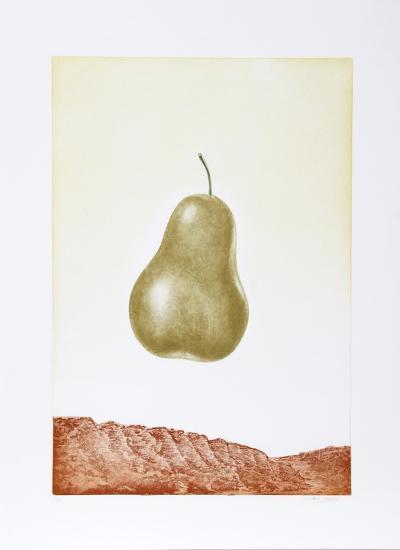 Pear-Hank Laventhol-Limited Edition