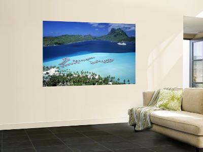 Pearl Beach Resort, Bora Bora, French Polynesia-Walter Bibikow-Wall Mural