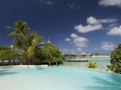 Pearl Beach Resort, Tikehau, Tuamotu Archipelago, French Polynesia Islands-Sergio Pitamitz-Photographic Print