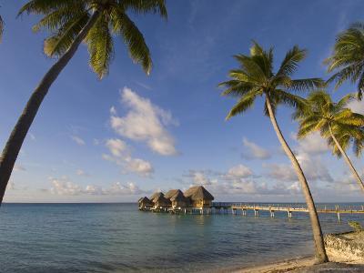 Pearl Beach Resort, Tikehau, Tuamotu Archipelago, French Polynesia, Pacific Islands, Pacific-Sergio Pitamitz-Photographic Print