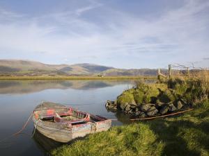 River Dovey, Glandyfi, Ceredigion, Dyfed, Wales, UK by Pearl Bucknall