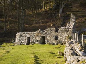 St. Cybi's Holy Well, Lleyn Peninsula, in Care of Cadw, Llangybi, Gwynedd, North Wales, UK by Pearl Bucknall