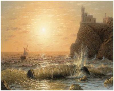 Pearl of Krym-A^ Gorjacev-Art Print