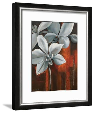 Pearl Orchid I Withaar-Rian Withaar-Framed Art Print