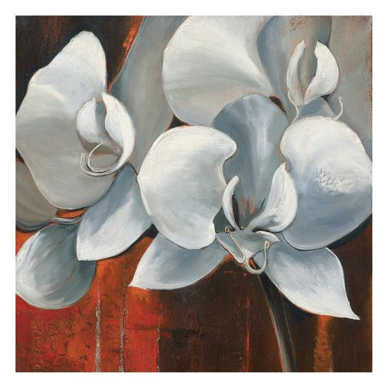 Pearl Orchid I-Rian Withaar-Art Print
