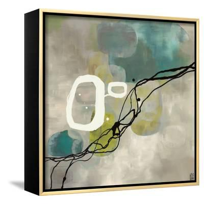 Pearl Retro-Laurie Maitland-Framed Canvas Print
